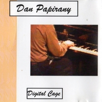 Album Digital Cage by Dan Papirany
