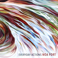Album Everyday Actions by Noa Fort