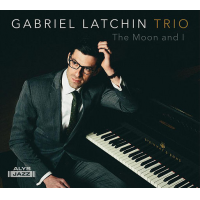 Album The Moon And I by Gabriel Latchin