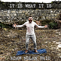 Album It Is What It Is by Adam Nolan