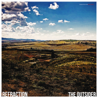 Album The Outsider by Refraction