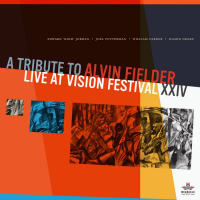 "Read ""A Tribute to Alvin Fielder - Live at Vision Festival XXIV"" reviewed by Troy Dostert"