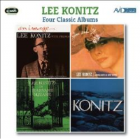 "Read ""Lee Konitz: Four Classic Albums"" reviewed by David Rickert"