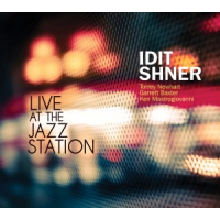 Album Live at the Jazz Station by Idit Shner