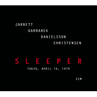 Album Sleeper by Keith Jarrett