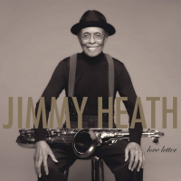 Album Love Letter by Jimmy Heath