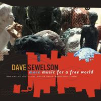 Album More Music for a Free World by Dave Sewelson