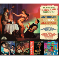 Havana Big Bands: Late '50s