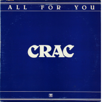 "CRAC ""ALL FOR YOU"""