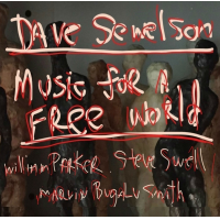 Album Music for a Free World by Dave Sewelson