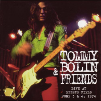 Tommy Bolin: Live At Ebbets Field 1974