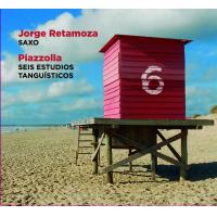 Album Seis Estudios Tanguisticos by Jorge Retamoza