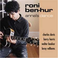 Album Anna's Dance by Roni Ben-Hur