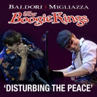 "Boogie Stomp To Appear At Two Special Shows Featuring Music From The Forthcoming CD ""Disturbing The Peace"""
