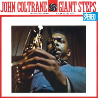 Album Giant Steps: Remastered & Super Deluxe Editions by John Coltrane