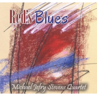 Album Red's Blues by Michael Jefry Stevens