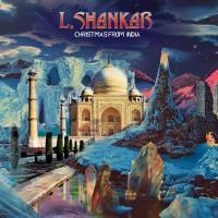 Electric Violin, Vocal Master L. Shankar Unwraps His First Ever Holiday Album