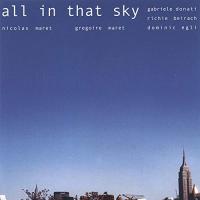 Gabriele Donati: All In That Sky