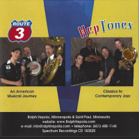 Album Route 3 / HepTones by Ralph Hepola