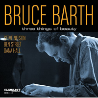 Album Three Things of Beauty by Bruce Barth
