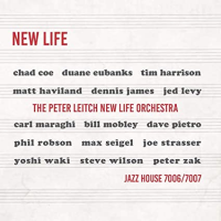Album New Life by Peter Leitch