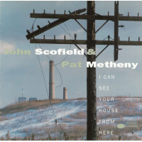 Album I Can See Your House From Here by John Scofield