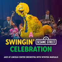 Album A Swingin' Sesame Street Celebration