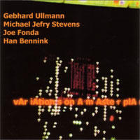 "Album Conference Call Quartet ""Variations on a Master Plan"" by Michael Jefry Stevens"