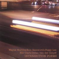 Album Intersection Poems by Wayne Horvitz