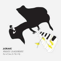Album Remains(Live at Jazz in the City) by Markos Chaidemenos