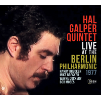Album Live at the Berlin Philharmonic, 1977 by Hal Galper