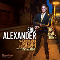 Album The Real Thing by Eric Alexander
