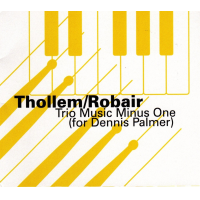 Album Thollem/Robair: Trio Music Minus One by Thollem McDonas