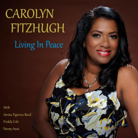 Album Living in Peace by Carolyn Fitzhugh
