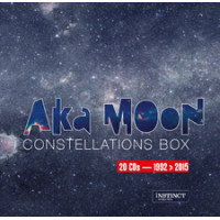 Album Constellations Box - 1992>2015 by Aka Moon