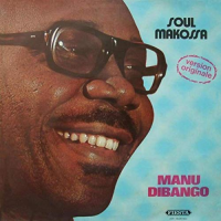 Album Soul Makossa / New Bell by Manu Dibango