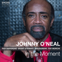 Album In The Moment by Johnny O'Neal