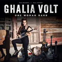 Ghalia Volt: One Woman Band