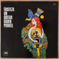 Baden Powell: Tristeza on Guitar