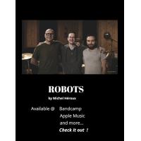 Album Robots (single) by Michel Heroux