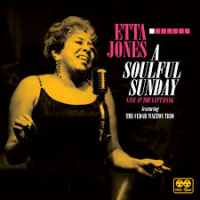 Etta Jones: A Soulful Sunday - Live At The Left bank