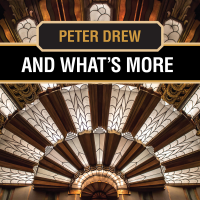 Peter Drew: And What's More