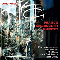 Album Long Waves by Franco Ambrosetti