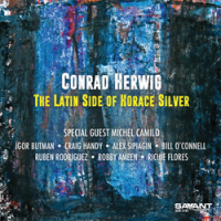 Album The Latin Side of Horace Silver by Conrad Herwig