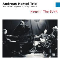 Album Keepin' the Spirit by Andreas Hertel