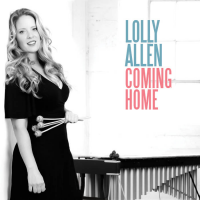 Album Coming Home by Lolly Allen