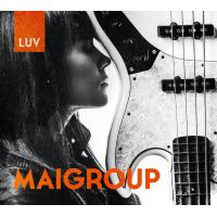Album Luv by Mai Leisz