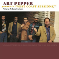 Art Pepper with Sheldon and Manne