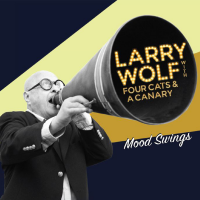 Album Mood Swings by Larry Wolf