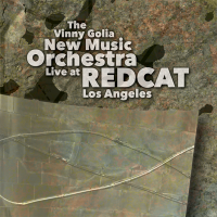 Album Live at Redcat Los Angeles by Vinny Golia